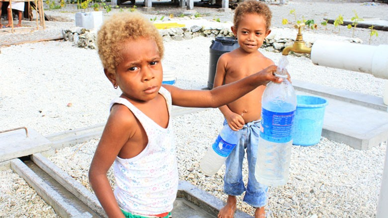 Solomon Islands Community Resilience to Climate and Disaster Risk (CRISP) Project Video Released