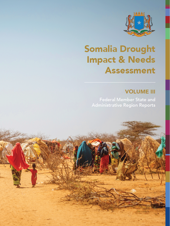 Somalia Drought and Impact Assessment Vol. III