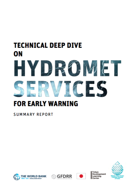 TDD on Hydromet