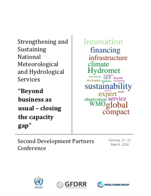 Hydromet 2nd development conference