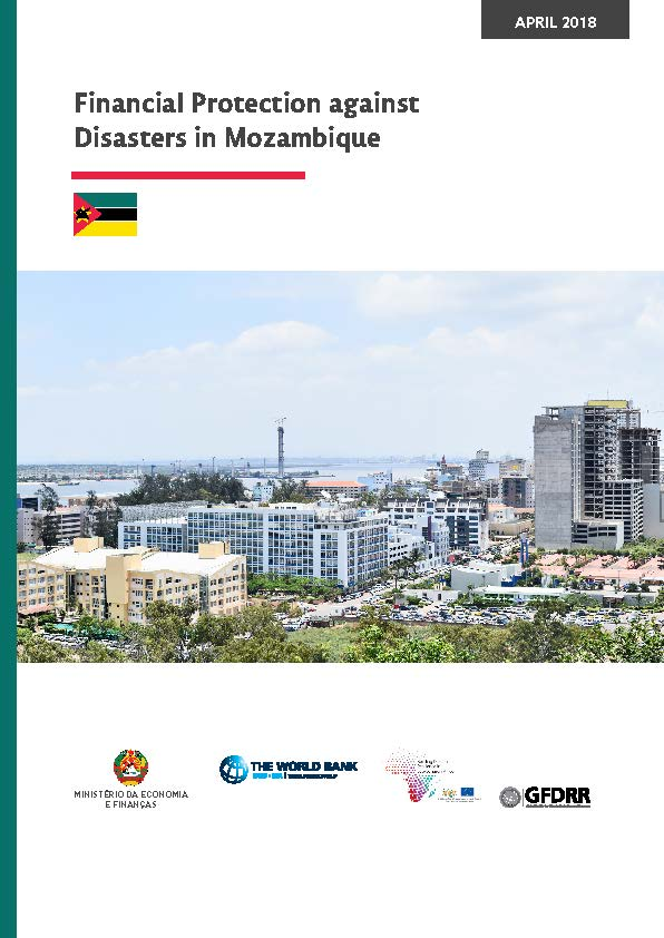 Financial Protection against Disasters in Mozambique