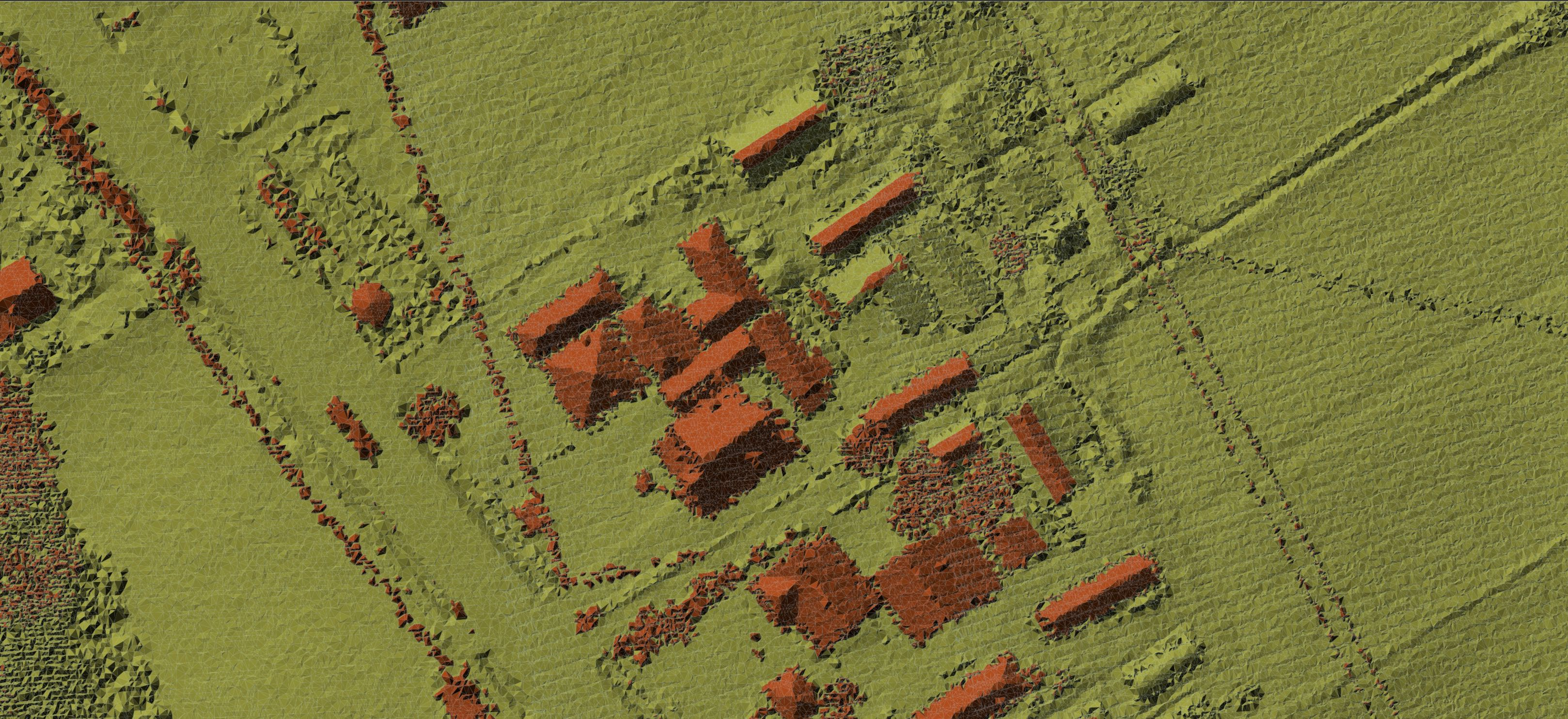 The Government of Serbia, with funding from the European Union, is using LiDAR technology to create Digital Terrain Models to help predict future impacts from flooding.