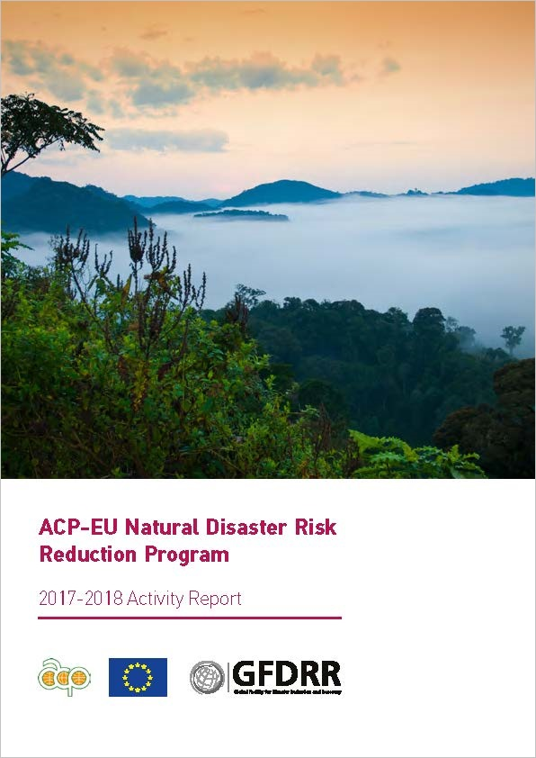 ACP-EU NDRR Program Report for Fiscal Year 2018