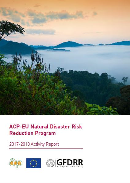 ACP-EU NDRR Activity Report FY18