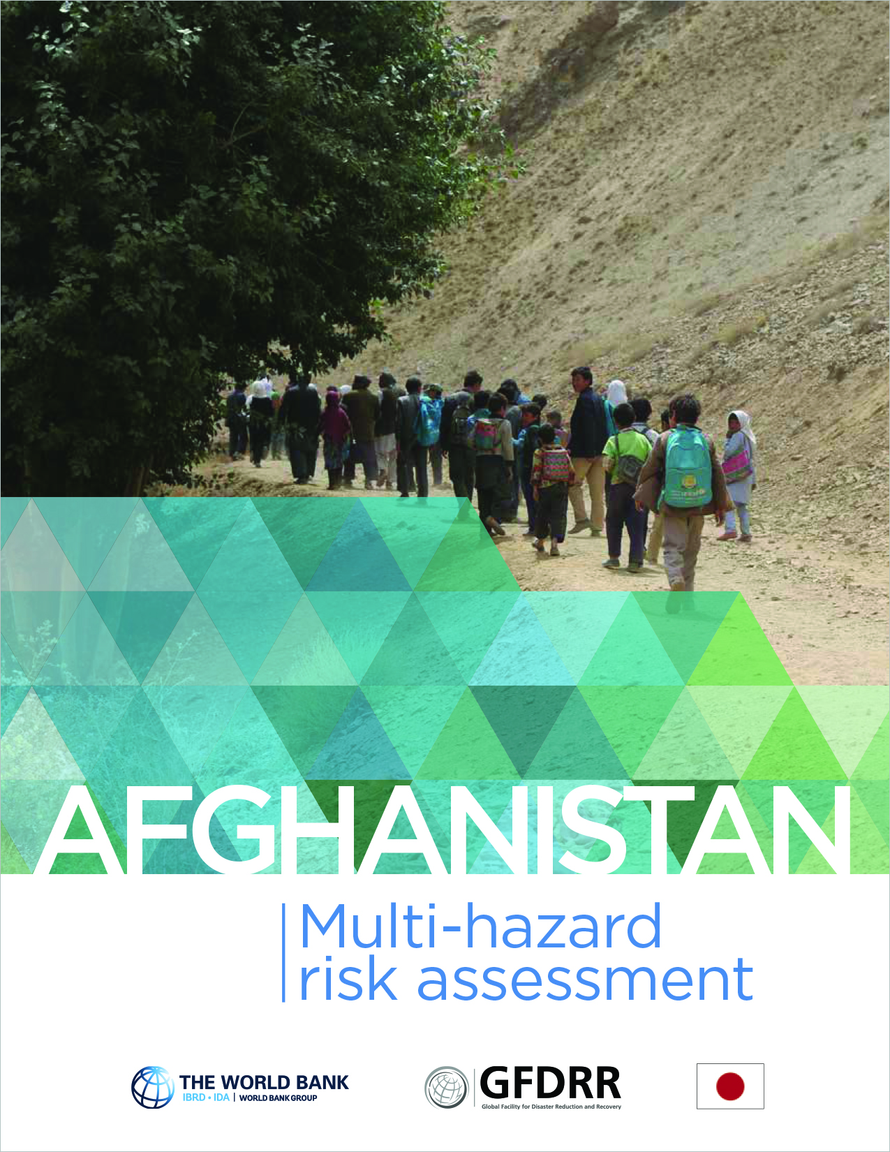 Afghanistan Multi-Hazard Risk Assessment cover