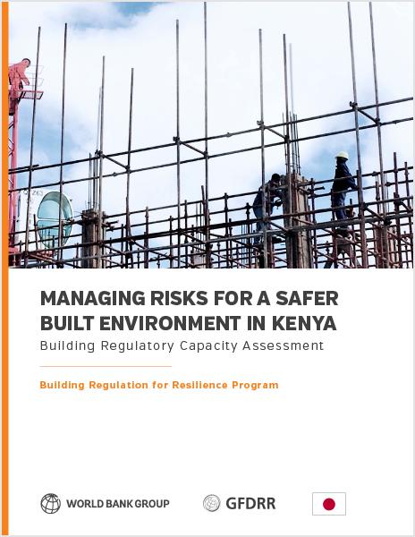 MANAGING RISKS FOR A SAFER BUILT ENVIRONMENT IN KENYA