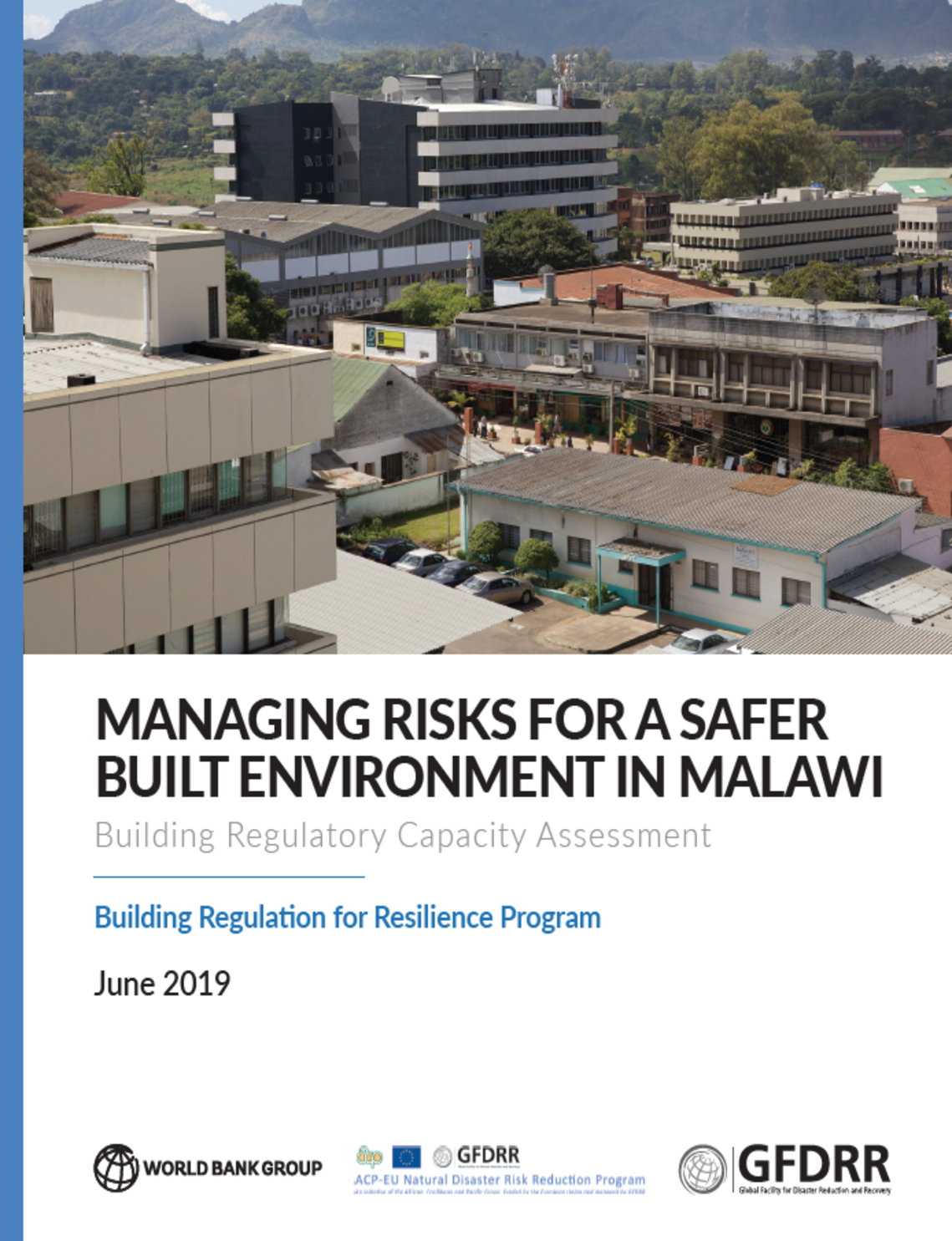 Managing Risks for Safer Built Environment in Malawi