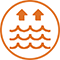 Coastal Flood icon