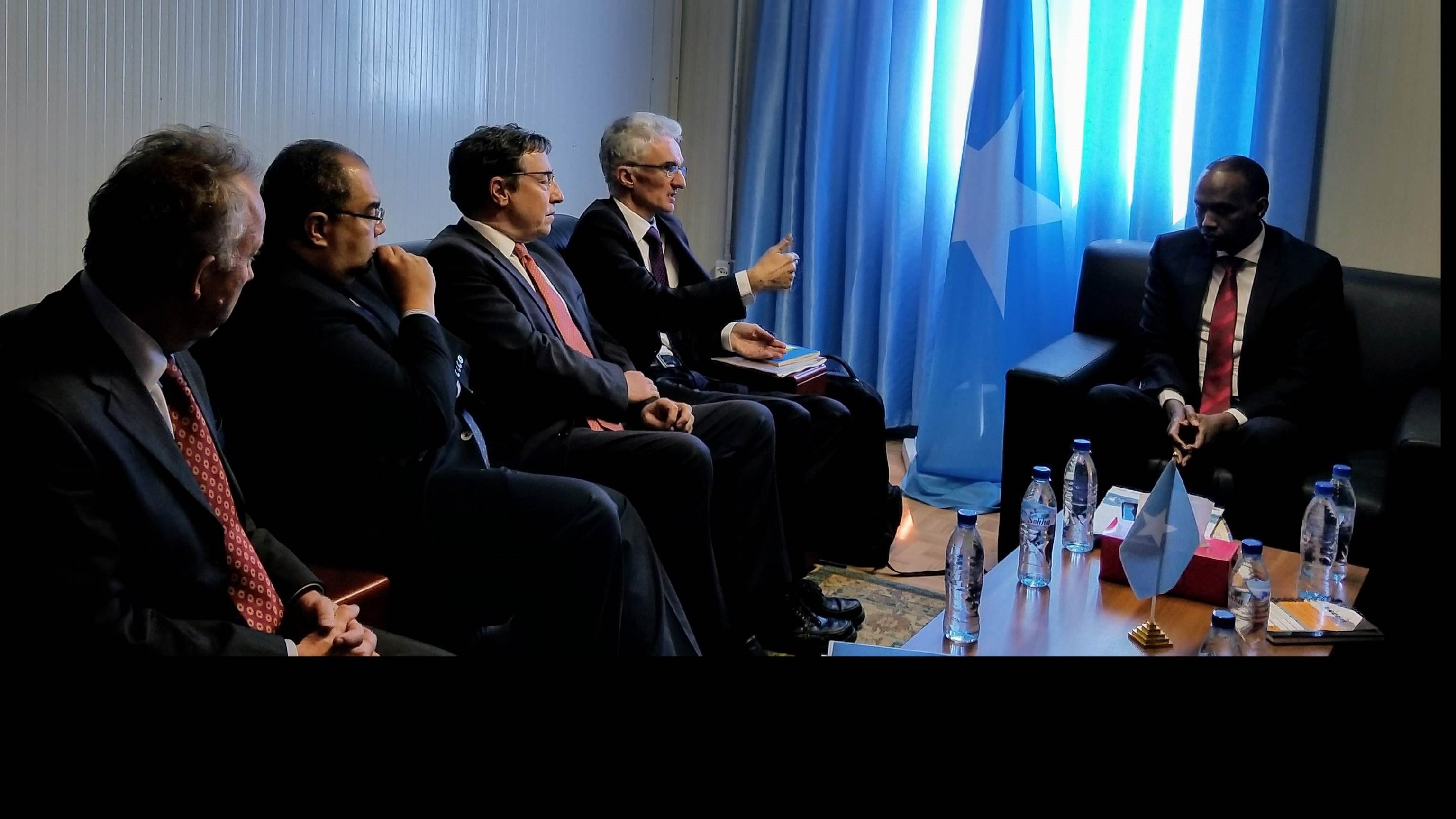 UNDP Somalia & Ahmed Fais