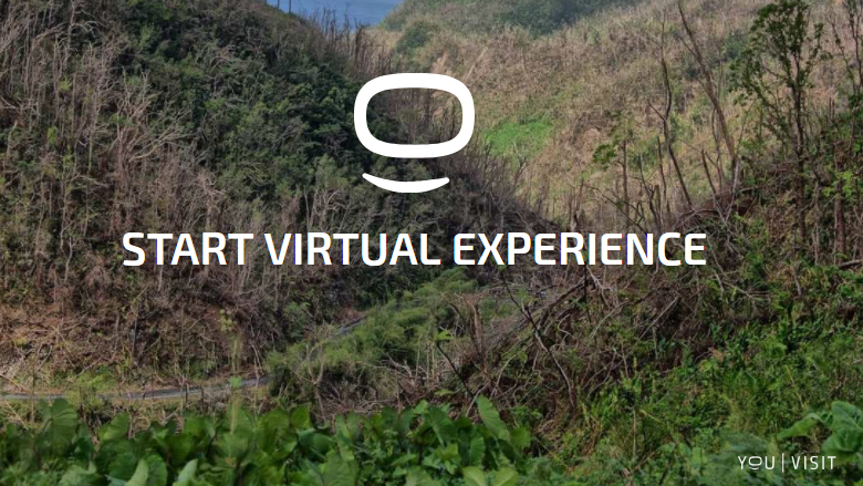 Take a 360 tour of the hurricane-battered small Caribbean nation of Dominica. In 2017, Hurricane Maria destroyed the country's rainforest, and devastated its tourism and housing sectors. Total damages and losses amounted to $1.3 billion, or 224% of the country's GDP.