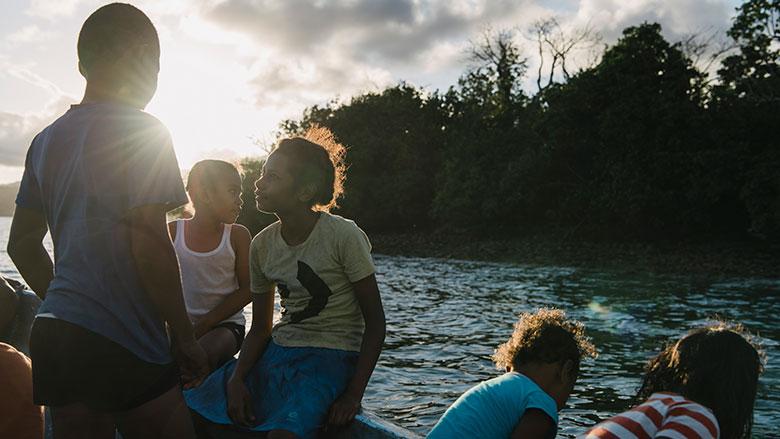 Children Fiji