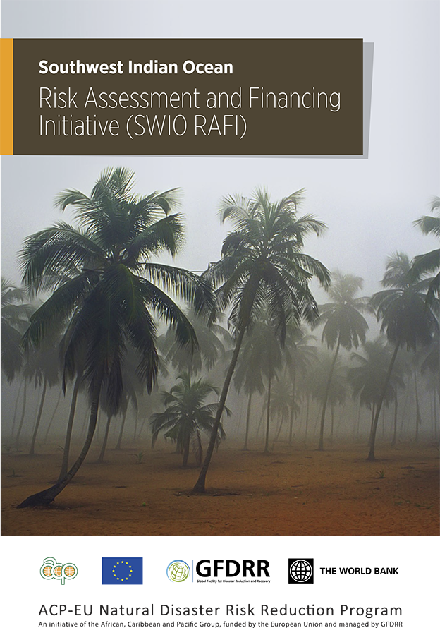 Brochure: Southwest Indian Ocean Risk Assessment and Financing Initiative (SWIO RAFI)