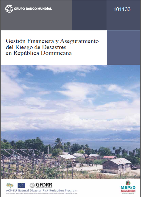 Disaster Risk Financing and Insurance in Dominican Republic