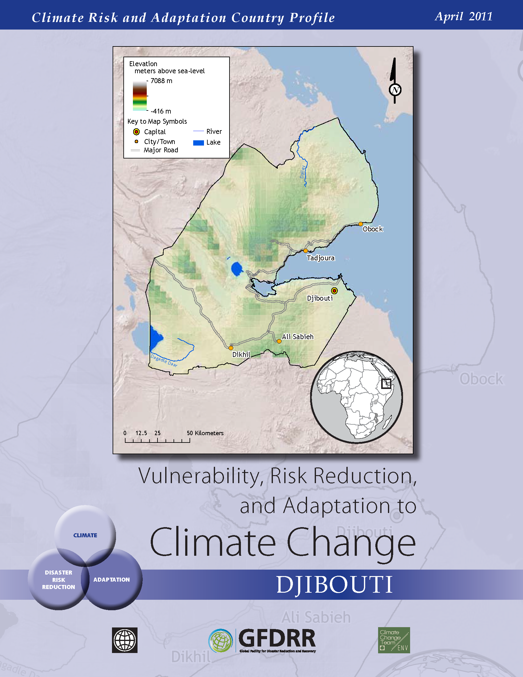 Climate Risk and Adaptation Country Profile: Djibouti