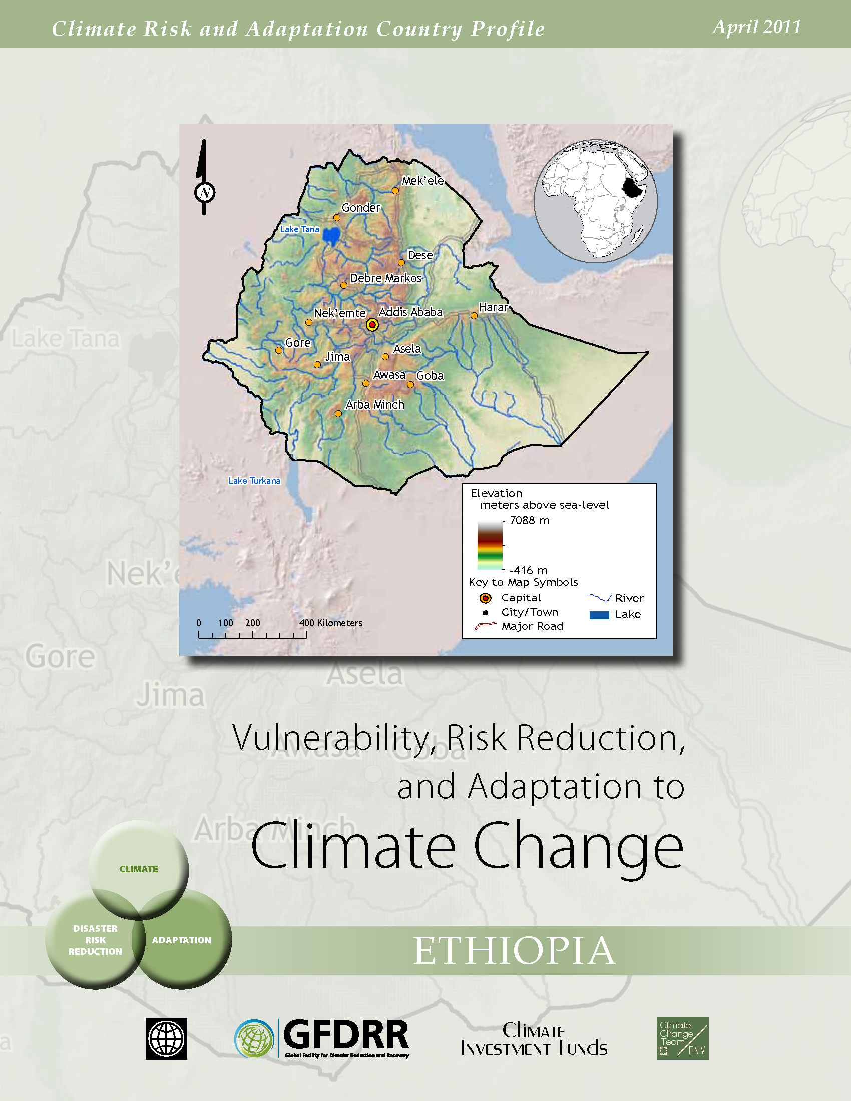 Climate Risk and Adaptation Country Profile: Ethiopia