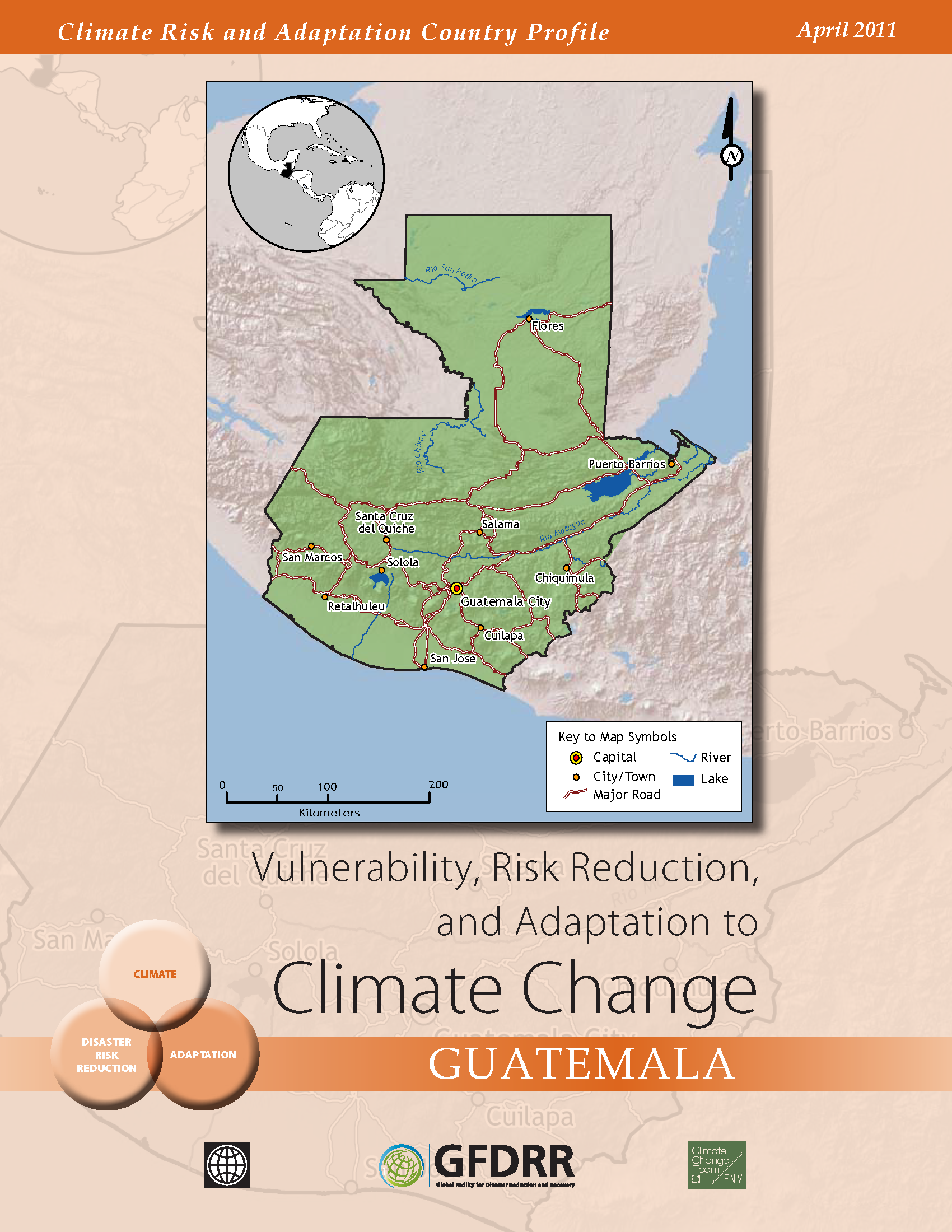 Climate Risk and Adaptation Country Profile: Guatemala