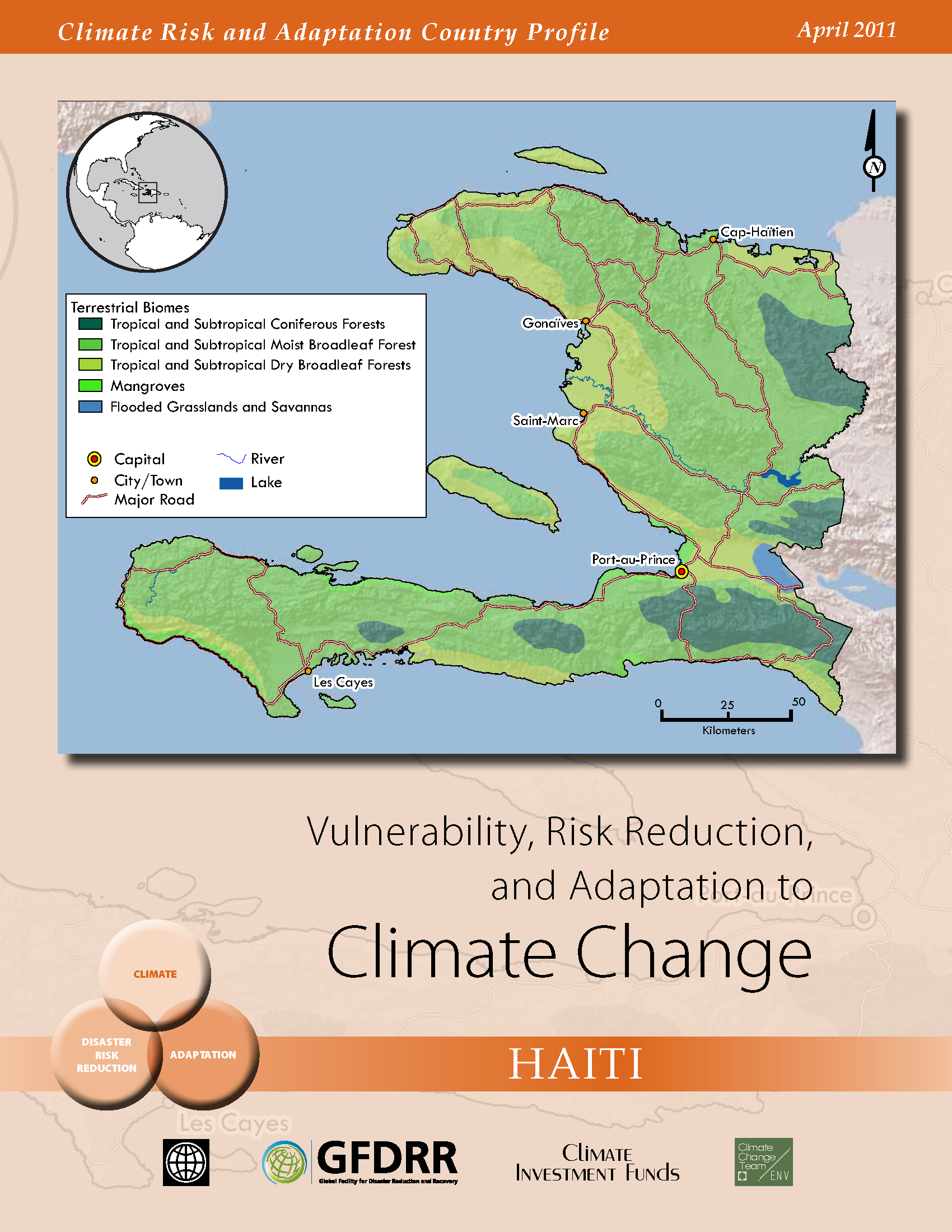 Climate Risk and Adaptation Country Profile: Haiti