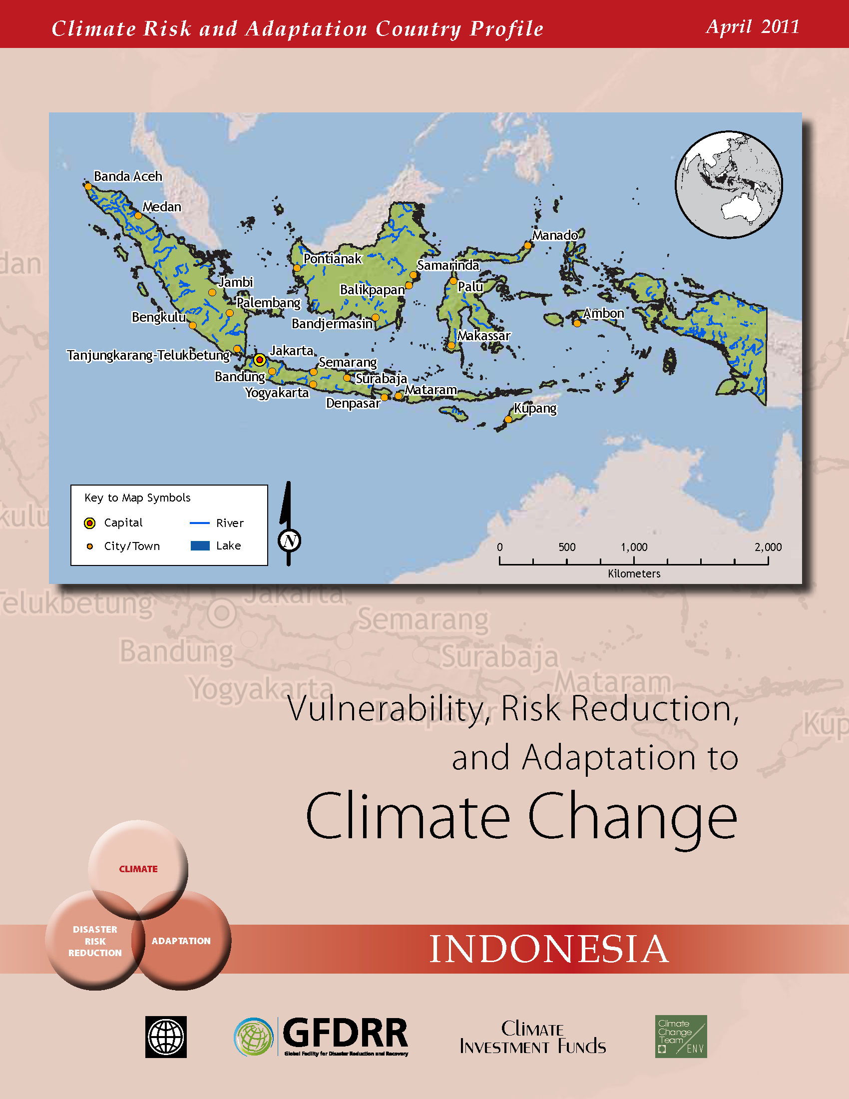 Climate Risk and Adaptation Country Profile: Indonesia