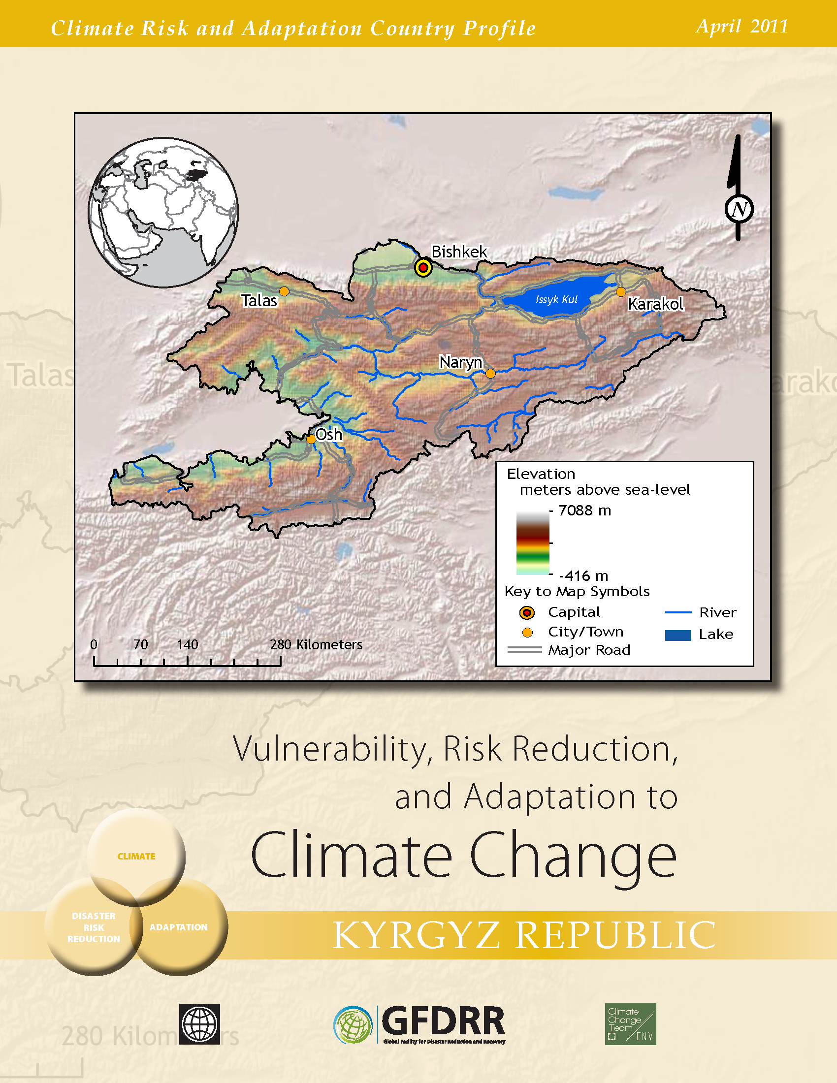Climate Risk and Adaptation Country Profile: Kyrgyz Republic