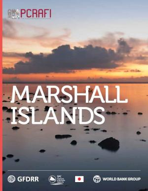 This is the cover for the country note on the marshall islands