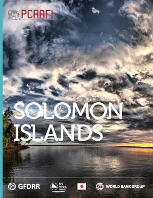 This is the cover for the country note on solomon islands
