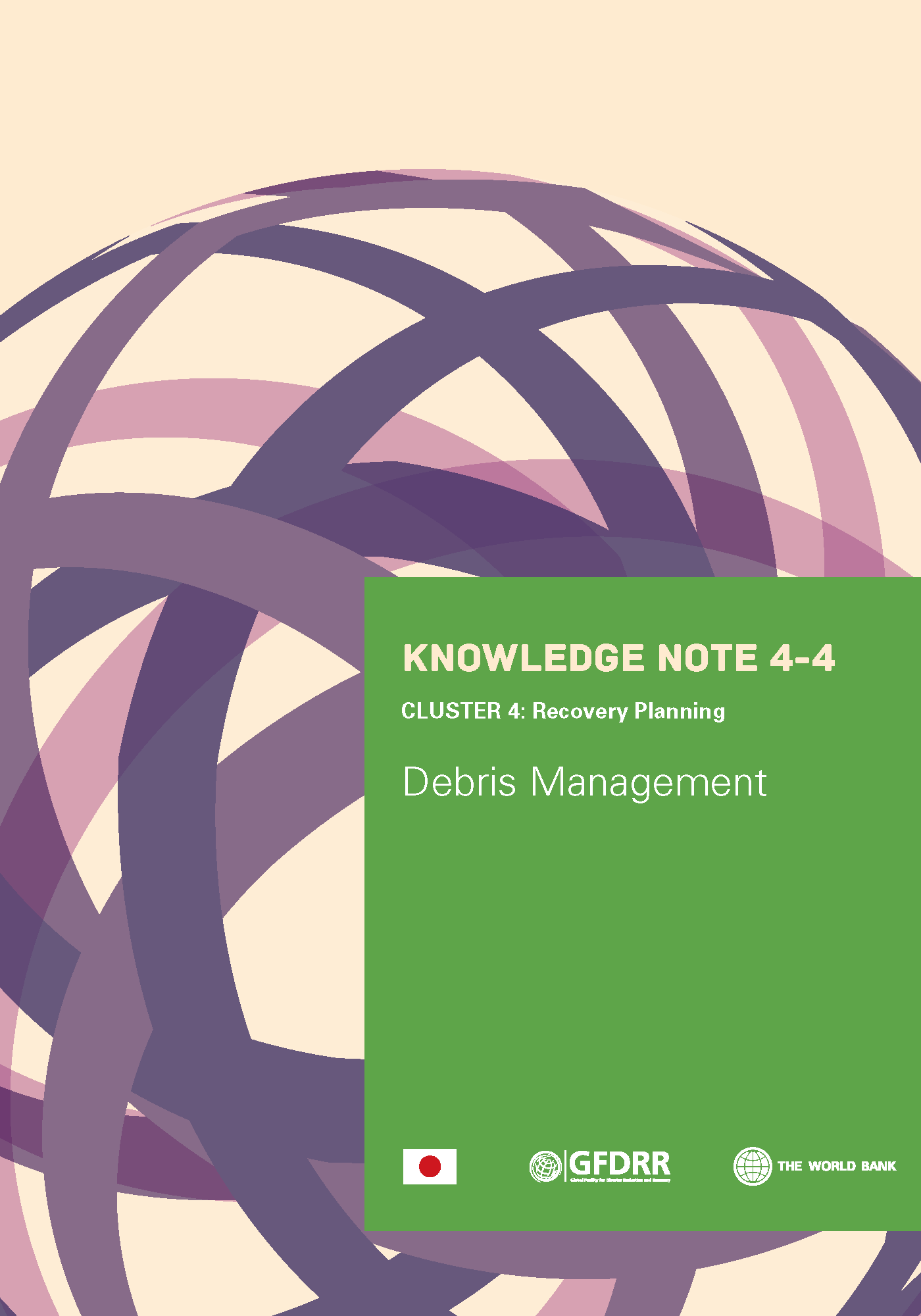 Learning from Megadisasters Knowledge Note 4-4
