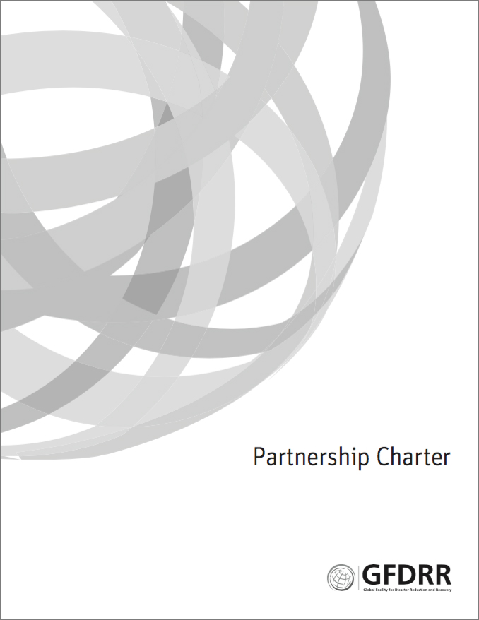 This is the cover page for the partnership charter