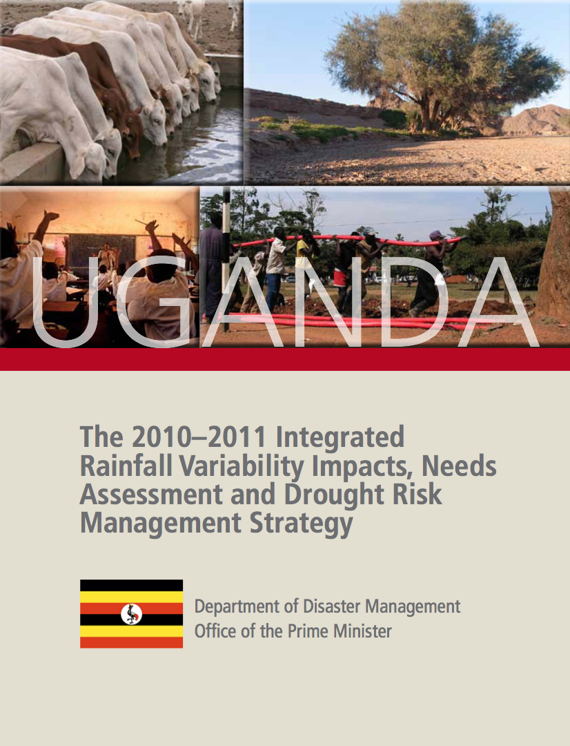 This is the cover for the uganda pda