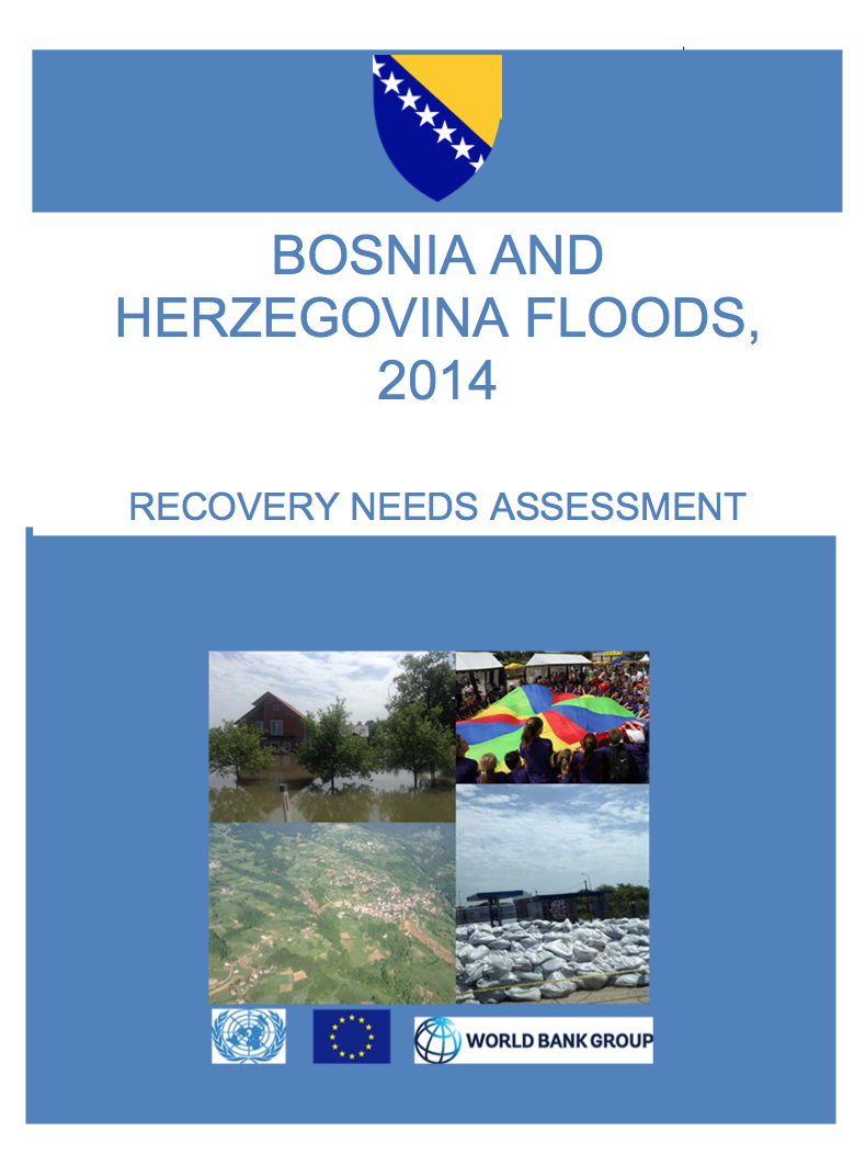 This is the cover for the bosnia and herzegovina pda