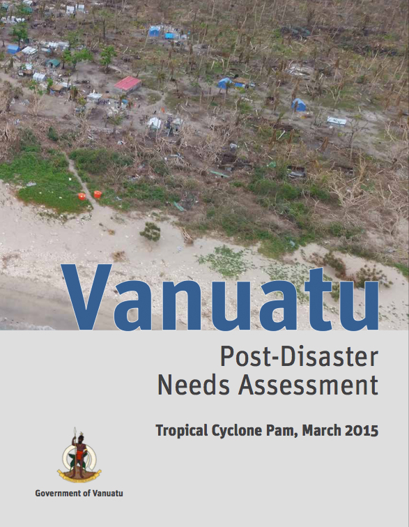 This is the cover for the vanuatu pda