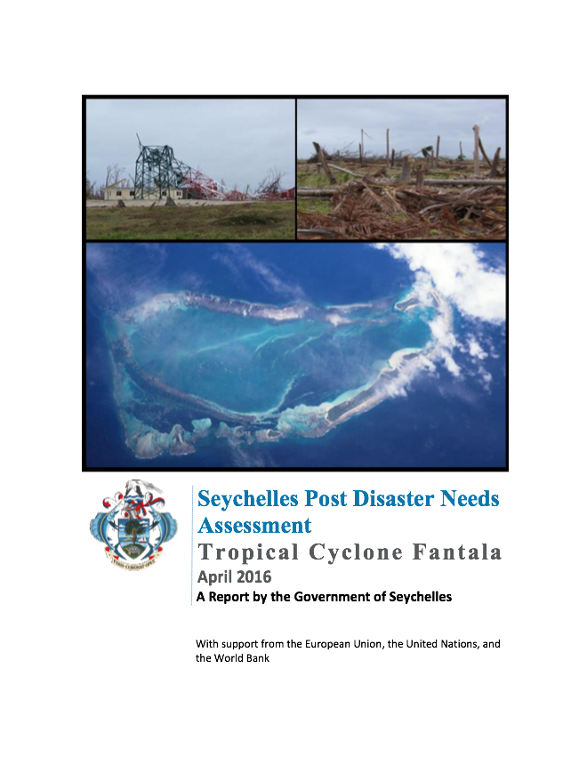 This is the cover for seychelles pda