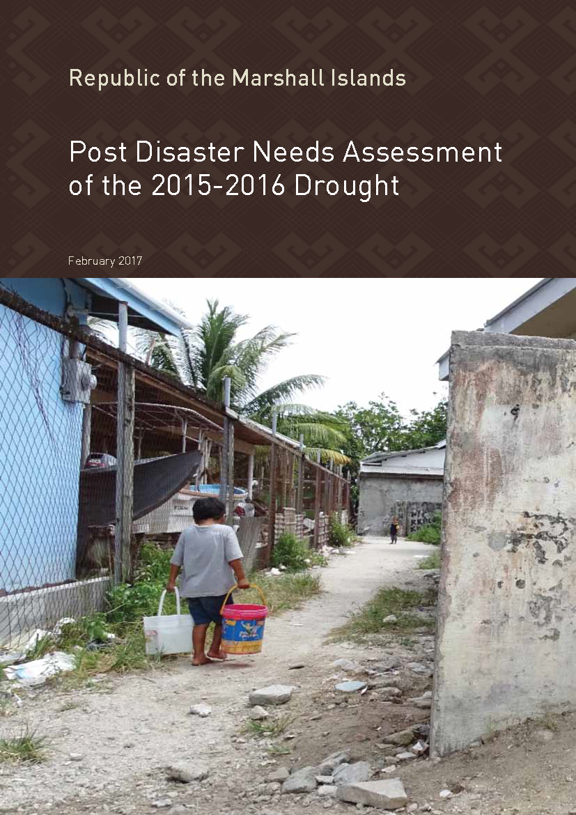 Post Disaster Needs Assessment of the 2015-2016 Drought