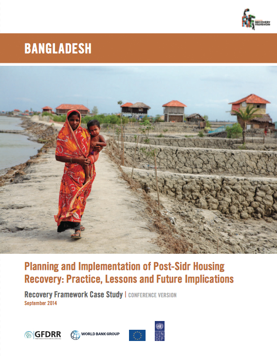 Bangladesh: Planning and Implementation of Post-Sidr Housing Recovery
