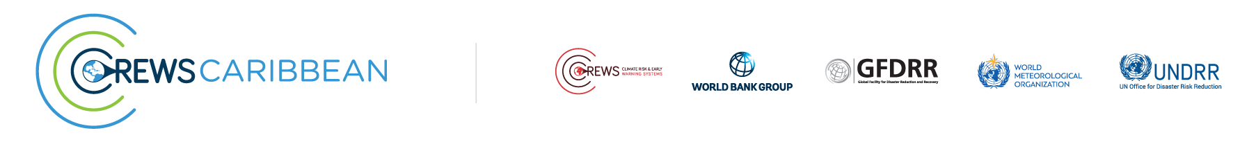 CREWS Caribbean partners banner