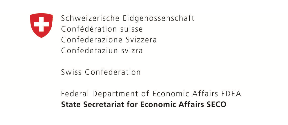 Swiss State Secretariat for Economic Affairs logo