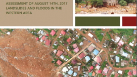 Sierra Leone Rapid Damage and Loss Assessment