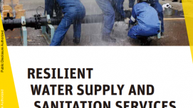 Resilient Water Supply and Sanitation Services – the Case of Japan