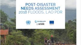 Post-Disaster Needs Assessment: 2018 Floods, Lao PDR