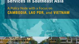 Strengthening the Regional Dimension of Hydromet Services in Southeast Asia