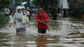 Floods in Indonesia