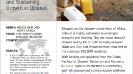 This is the stories of impact on djibouti