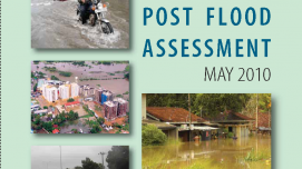 Integrated Post Flood Assessment: Sri Lanka