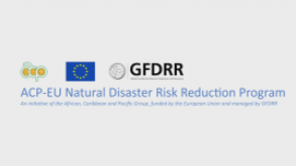 This video highlights the GFDRR and World Bank ACP EU Natural Disaster Risk Reduction Program.