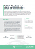 Open Access to Risk Info