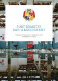 Post-Disaster Rapid Assessment for Tropical Cyclone Gita