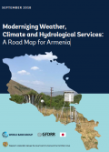 Modernizing Weather, Climate and Hydrological Services: A Road Map for Armenia