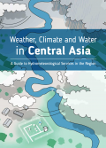 Cover for Weather, Climate and Water in Central Asia publication