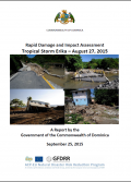 Dominica 2015: Rapid Damage and Impact Assessment