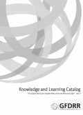 This is the cover for the Knowledge and Learning Catalog 2007-2018