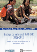 This is the cover for the french version of the partnership strategy 2009-2012